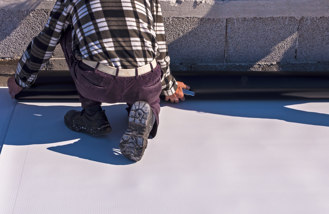TPO Single-Ply Roofing VA Commercial Roofing Fairfax, VA